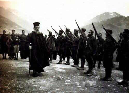 O Μητροπολίτης Ιωακείμ στη Βίνιανη