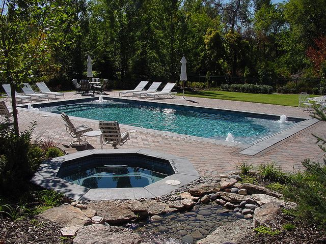 Fiberglass Pool 83c - COVERSTAR Safety Covers by COVERSTAR POOL SAFETY COVER, via Flickr