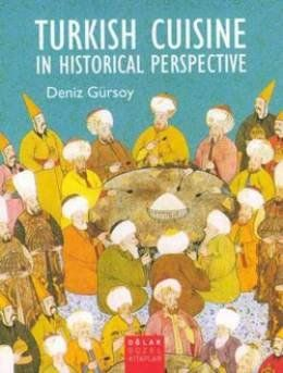 #history : Turkish Cuisine In Historical Perspective de Deniz Gürsoy. 1- The Prehistoric Epoch 2- Sumerians 3- Ancient Egypt 4- Ancient Greece 5- Byzantine Empire 6- Cultural Differences: East-West And North - South 7- The Influence of Religion 8- The Era of the Islamic States 9- Turks in Asia 10- The Anatolian Seldjukides 11- The Ottoman Period 12- The Ottoman Imperial Palace Kitchens 13- Court Cuisine 14- The Culinary Arts at the Ottoman Imperial Court 15- Imperial Court Cuisine 16…