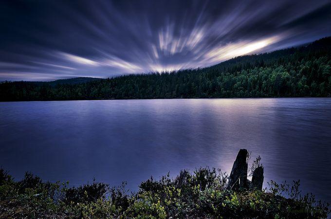"""Photo """"Anightintheforest"""" by kennethmlgaard"""
