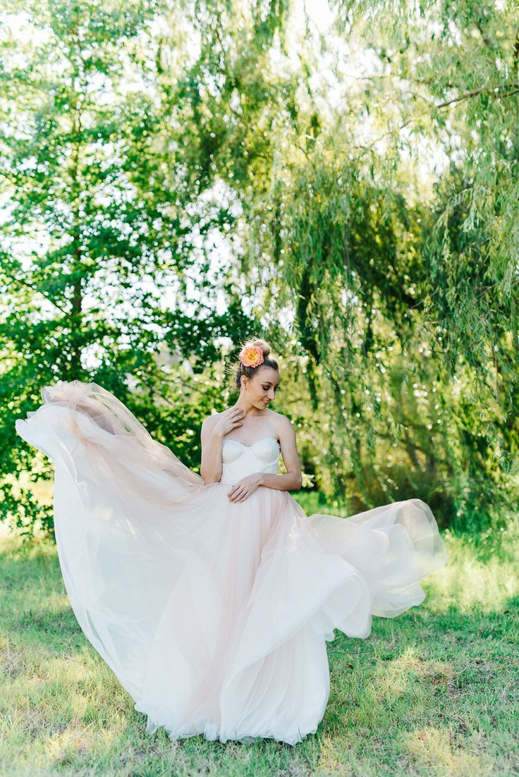Beautiful Janita Toerien Wedding Gown from our Backyard inspiration Styled shoot Debbie Lourens Photography