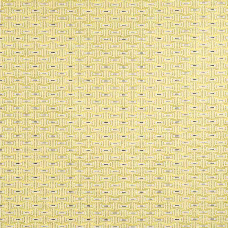 Warwick Fabrics : JENGA SUNSHINE