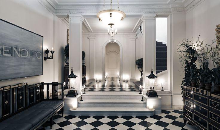 Beaux Arts Interior Design Alluring Design Inspiration