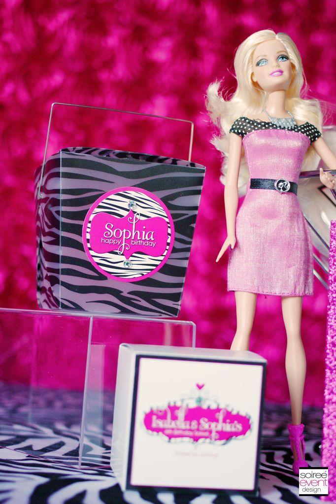 Barbie Glam Party By Soireeevents