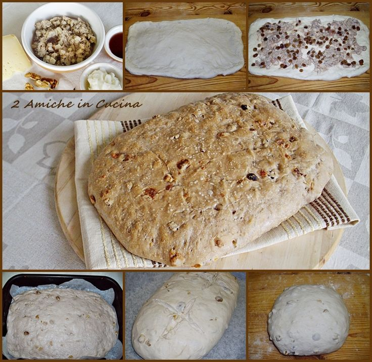 Cucina Regionale Umbra: Pan Nociato di Todi | 2 Amiche in Cucina