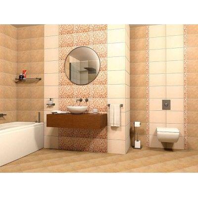 fürdőszoba burkolat Sapho URBAN falburkolat, 25x33 cm, dekor bézs ()  (8523