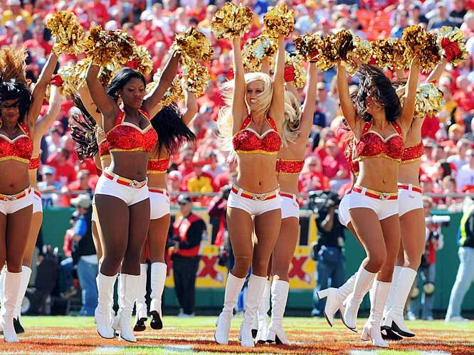images of kansas city chiefs | Kansas City Chiefs Cheerleaders Pictures, Images & Photos
