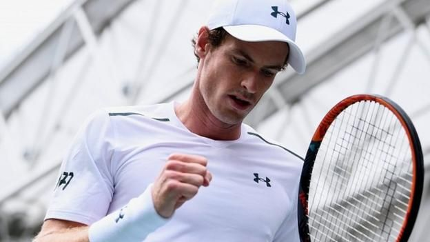 Murray beats Bublik – highlights     Wimbledon 2017 on the BBC     Venue: All England Club Dates: 3-16 July Starts: 11:30 BST   Live: Coverage across BBC TV, BBC Radio and BBC Sport website with further coverage on Red Button, Connected TVs and app. Click for full...