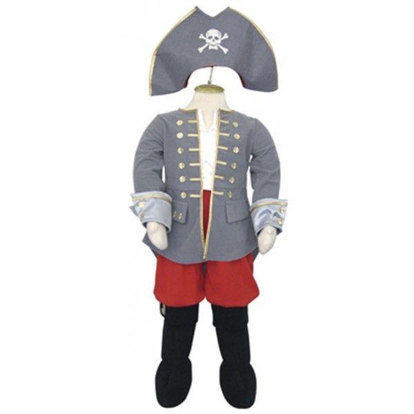 Disfraz Capitán Travis