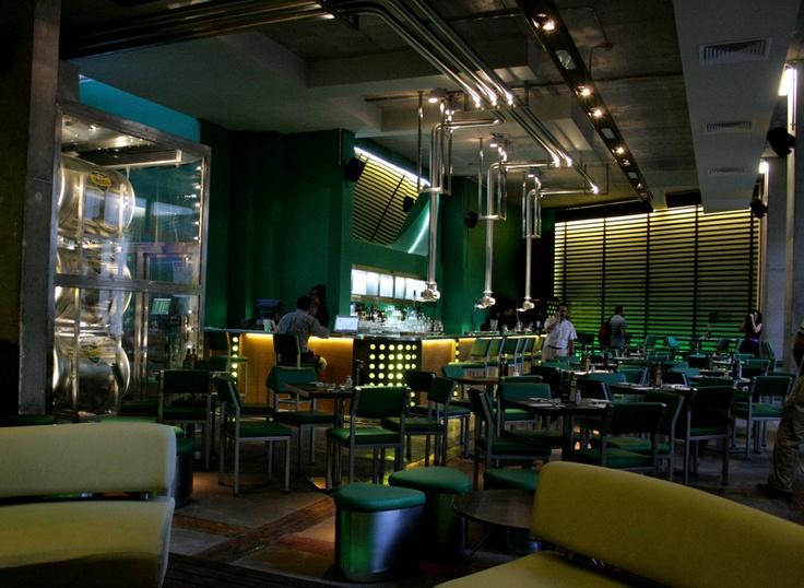 Bar La Junta, Santiago Chile, by Estudio DIAV