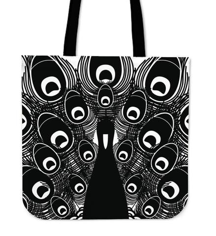 Peacock - Tote Bag. Peacocks have always been love for its beauty. This unique will totally make your outfit!