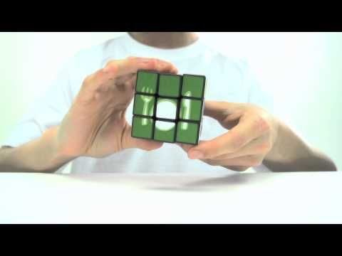 A Rubik's cube has 43 quintillion permutations. We have 1! And it's aimed to solve global poverty. Join us: http://www.oxfamireland.org