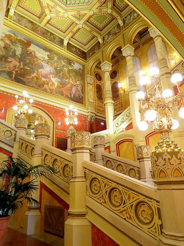 The imposing main concert hall of Vigadó, which can accommodate up to 700 people, is to this day one of the most significant venues of music life in Budapest. For tickets, please contact the Concierge at the Four Seasons Hotel Gresham Palace Budapest.