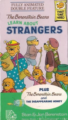 The Berenstain Bears Learn About Strangers (VHS) | eBay