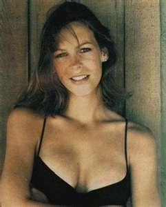 Jamie lee Curtis, young