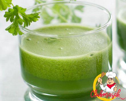 Resep Smoothie Seledri Jus Apel, Resep Minuman Untuk Berbuka Puasa, Club Masak