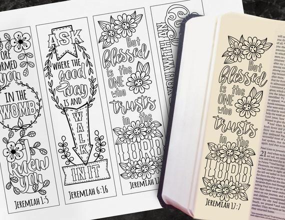 jeremiah 4 bible journaling printable templates illustrated