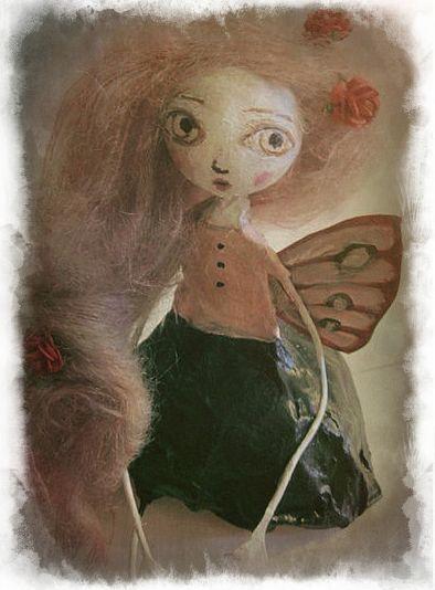 fée, poupée, doll ©MlleCéleste