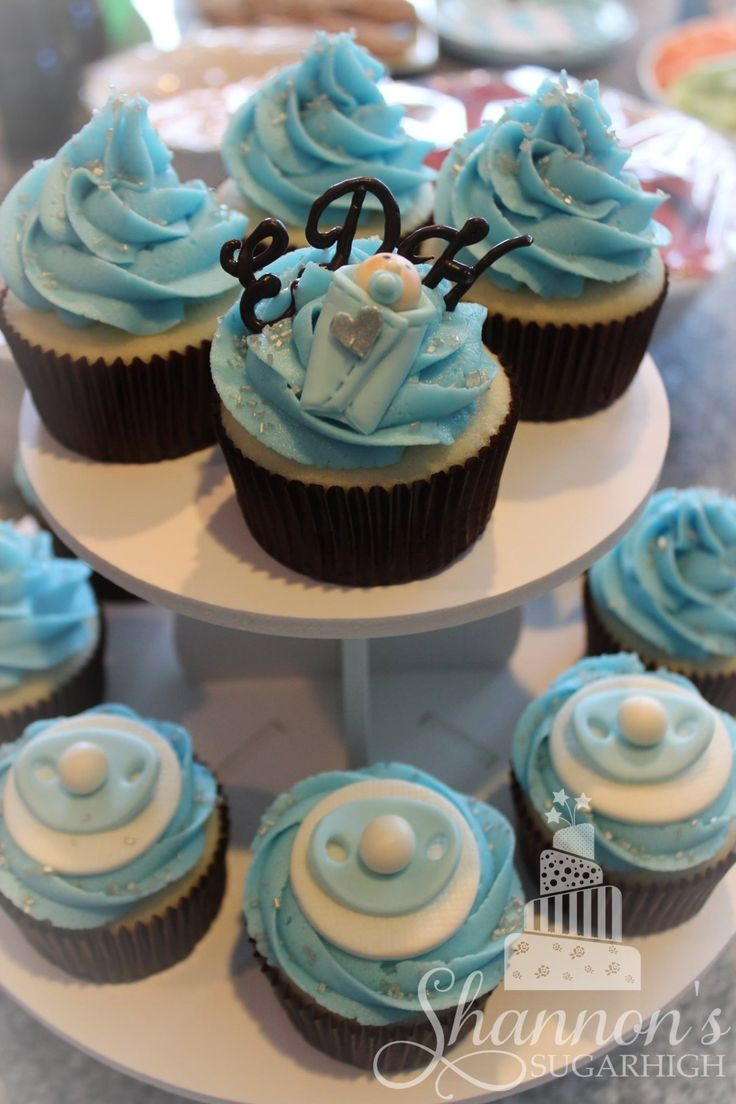 Boy Cupcake Ideas : 1000+ ideas about Baby Boy Cupcakes on Pinterest Boys ...