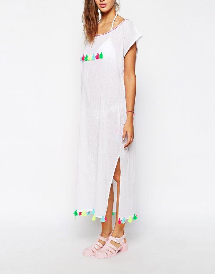 Пляжные платья Lolli Colada +купальник / Декор / Своими руками - выкройки, переделка одежды, декор интерьера своими руками - от ВТОРАЯ УЛИЦА