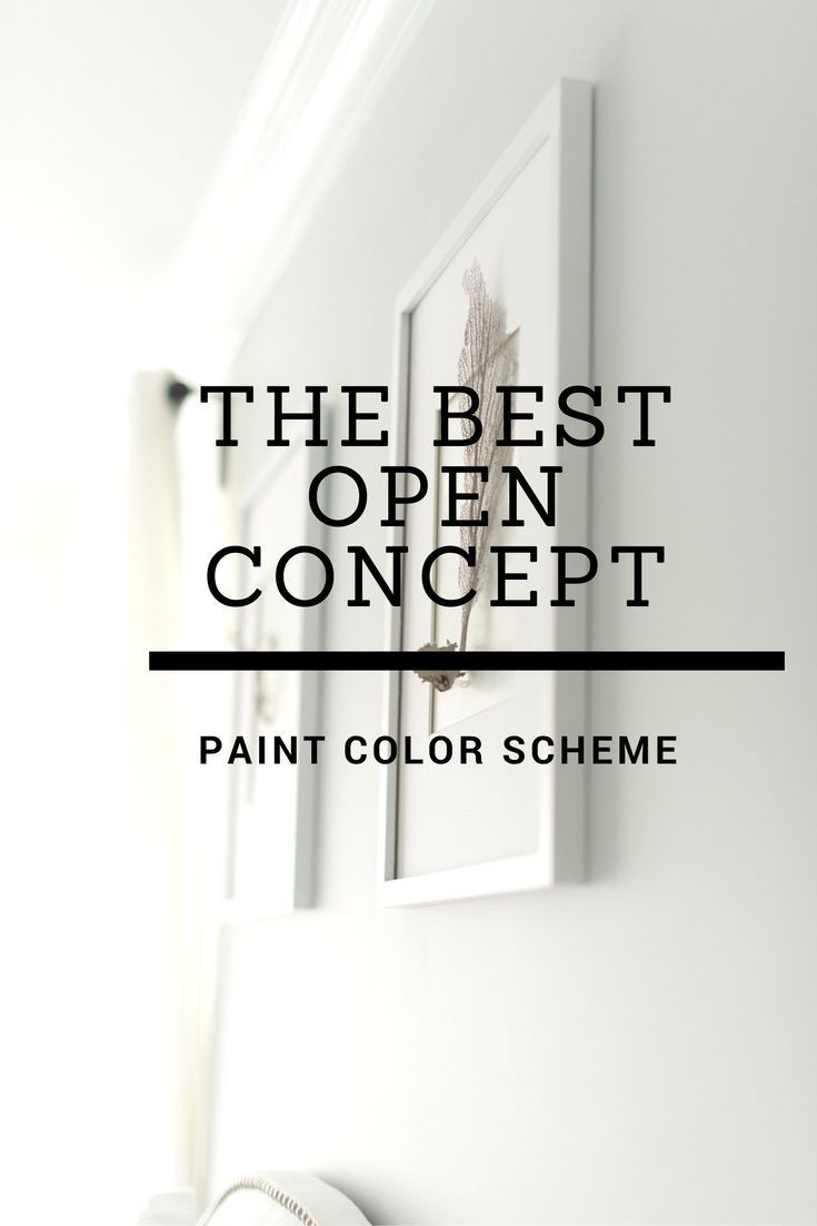 open concept paint color scheme the weekly home edit best of rh pinterest com