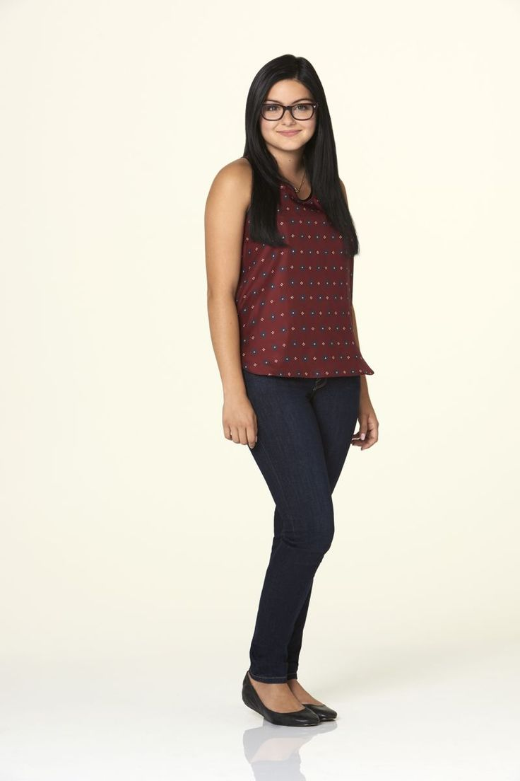 Ariel Winter as Alex Dunphy in #ModernFamily - Season 7 ...