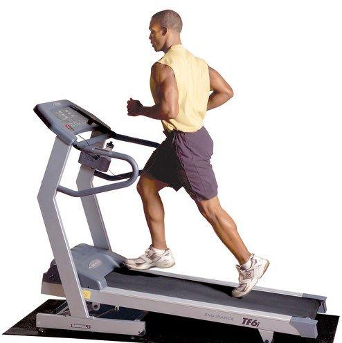 latihan kardiovaskular dengan treadmill