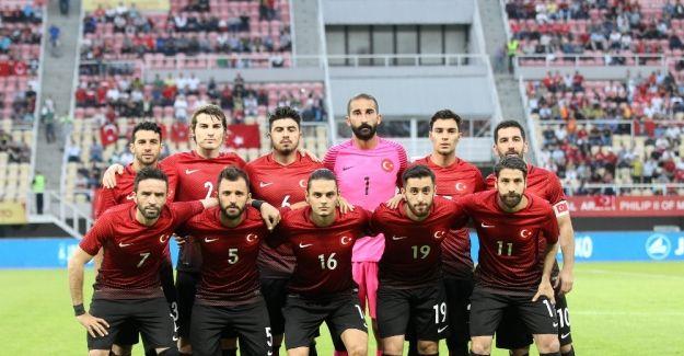 Dünya Kupası yolunda rakip Kosova