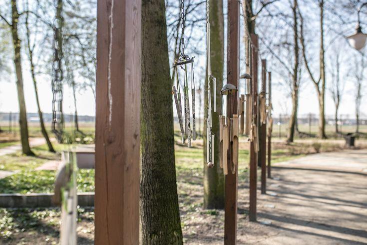 Ogród Zmysłów w Poddębicach (k. Łodzi)