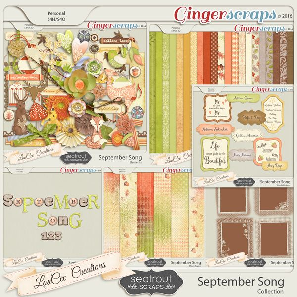 September Song   Gingerscraps: http://store.gingerscraps.net/September-Song-Collection.html Gotta Pixel: http://www.gottapixel.net/store/product.php?productid=10030483&cat=&page=2 Forever: https://www.forever.com/products/september-song-bundled-collection