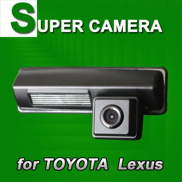 CCD For Toyota Picnic Echo altezza Lexus Avensis Car Camera rear view Back up reverse parking good image night vision waterproof #Affiliate