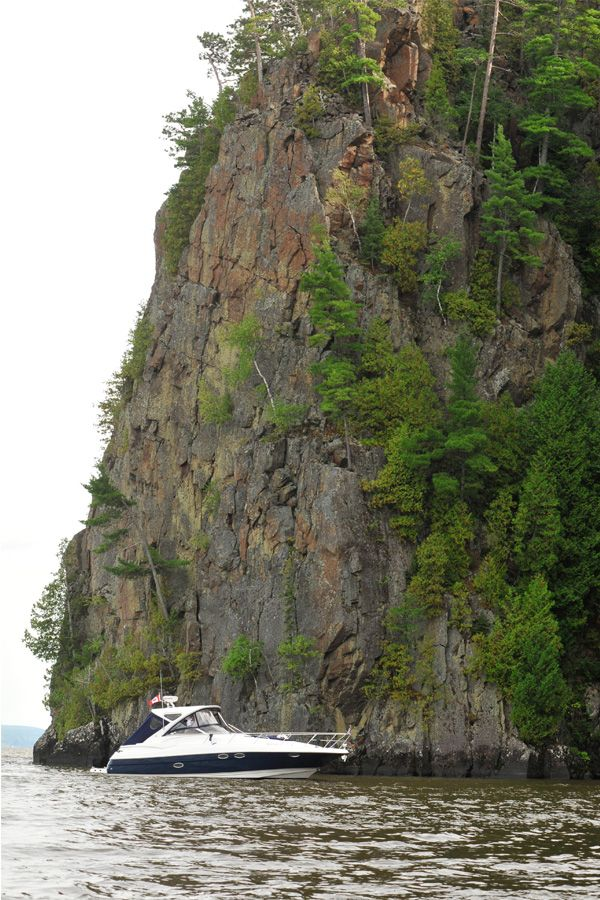 Legendary Adventures with Backroads Bill: Devil's Rock in Temiskaming Shores - Northern Ontario, Canada