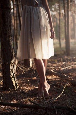 Katarina Halasova Fashion Design / Press&Editorials / 09/13 : In the woods by Luca Meneghel