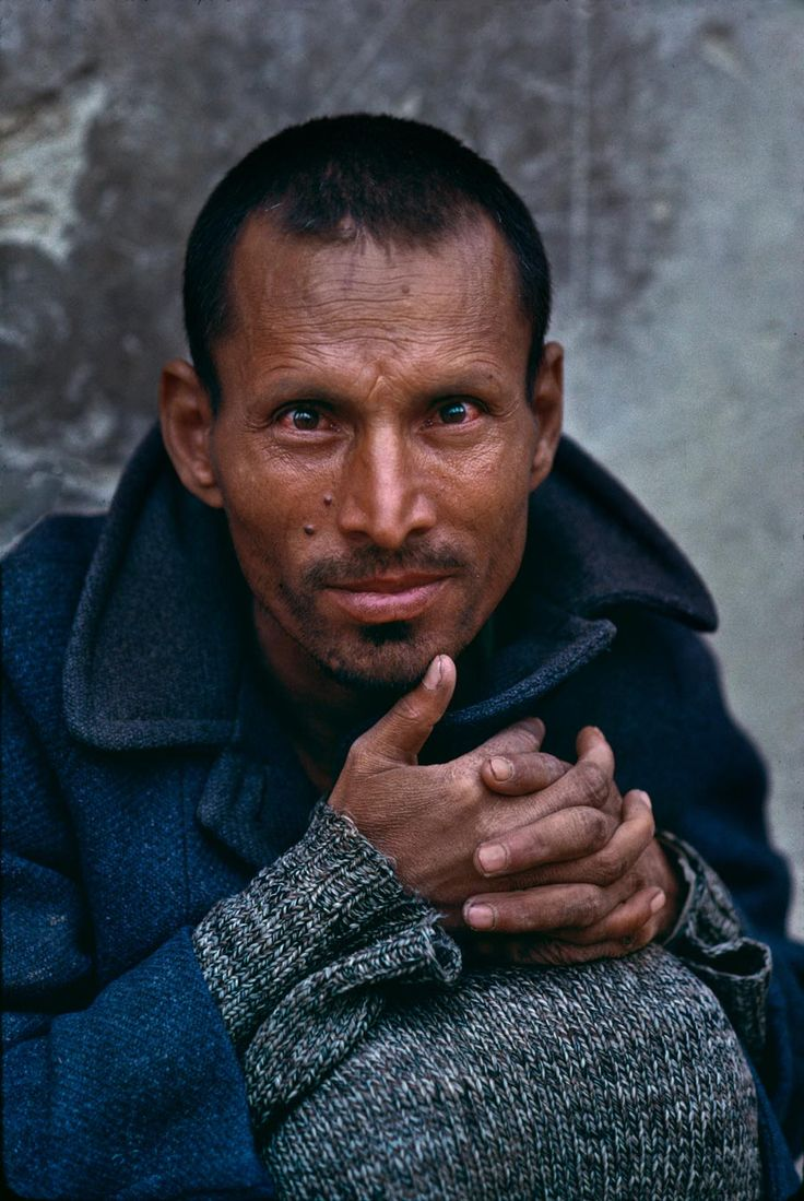 War's toll is etched on the faces at a shelter for the mentally ill, Kabul Afghanistan | Steve McCurry