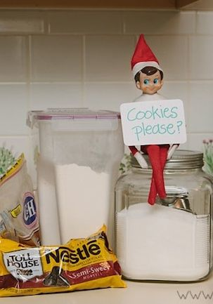 Running out of elf on the shelf ideas? We have 75 of them for you!: