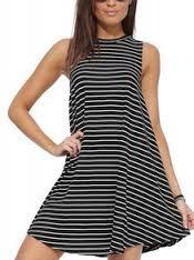 Image result for striped dresses