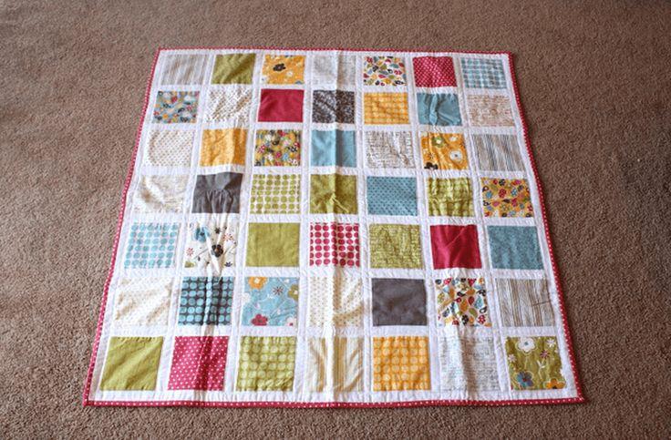 Hola a todos. Hoy en Telas Divinas vamos a hacer un quilt de patchwork. El…