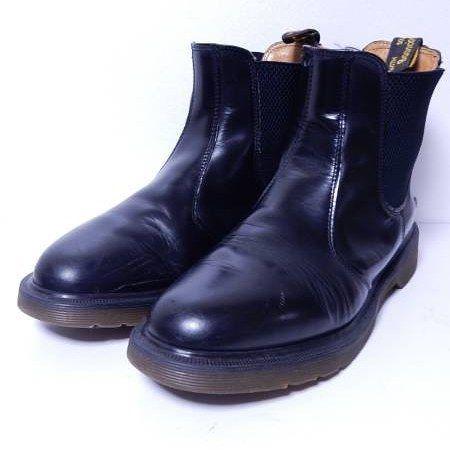 英国製のサイドゴアブーツも入荷ですメンズサイズの美品です14980- #drmartens#8hole#10hole#14hole#boots#8ホール#10ホール#14ホール#古着#punk #vintage#England#UK#アンダーカバー#undercover#ジョージコックス#georgecox#マーチン#チェルシー#supreme#666#サイドゴア#スチールトゥ#英国製#パンク#オンラインショップ by used_shop_i_dont_know