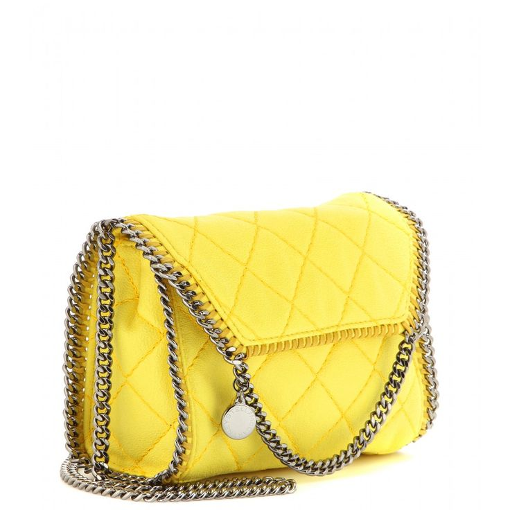 Falabella Mini Bag, £550, Stella McCartney