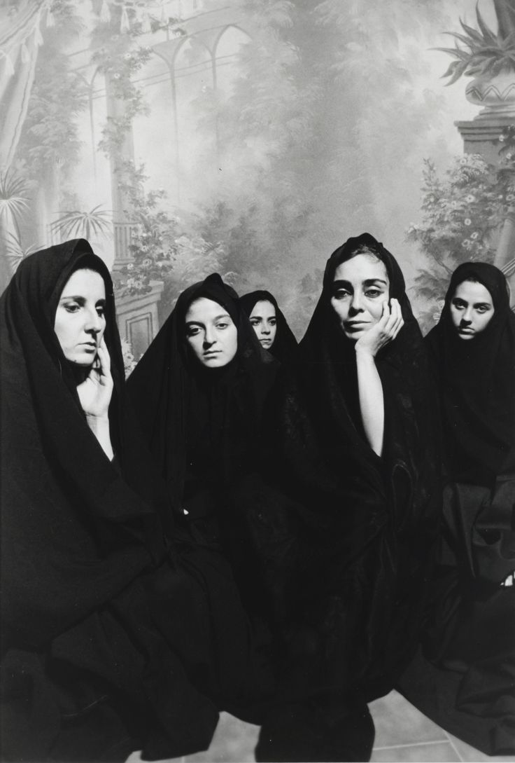 SHIRIN NESHAT 'WOMEN OF ALLAH', 1996