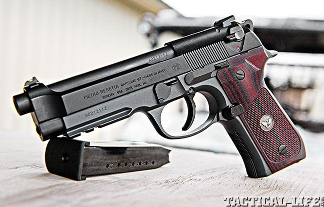 Customizing the Beretta 92/96 with Wilson Combat's Best
