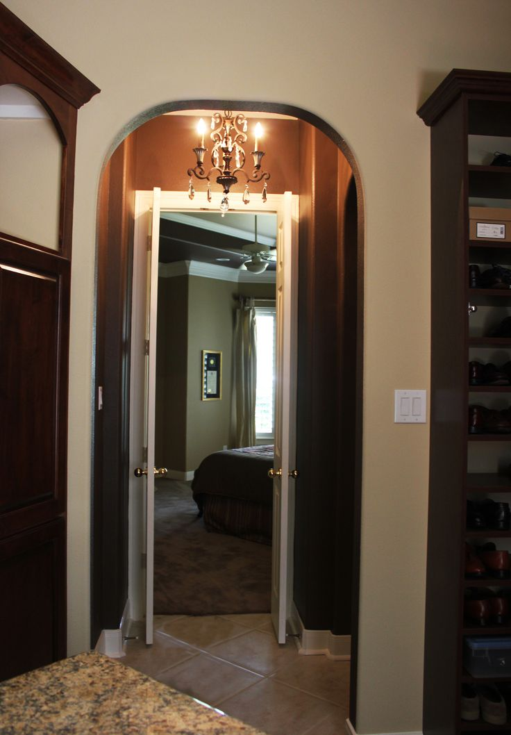 beautiful master closet customized for your space home dcor organization remodel