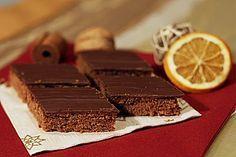 Lebkuchen vom Blech (Rezept mit Bild) von xaara37 | Chefkoch.de