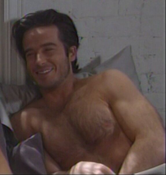Ryan Carnes reclaims the role of Lucas Jones on the daytime drama General Hospital