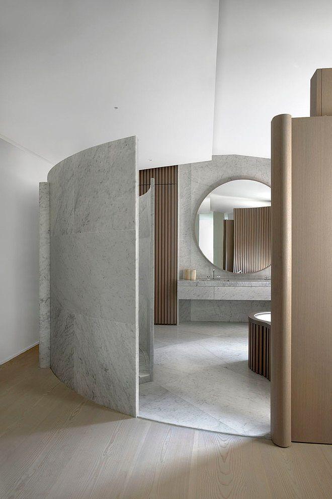 An Interior Renovation Turns Sculptural Work of Art