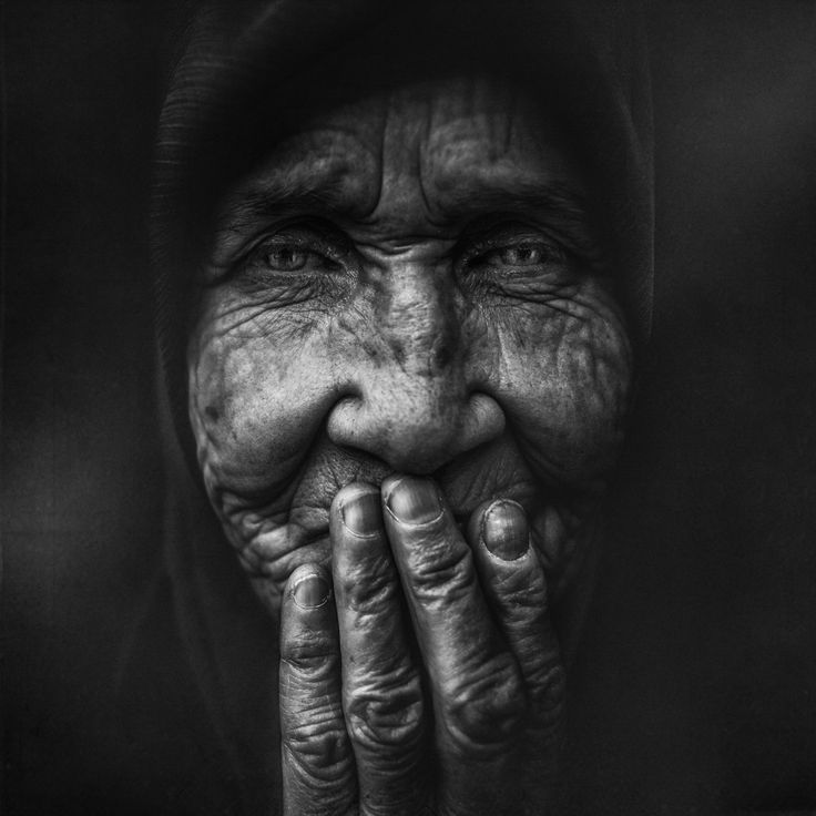 Hijab by Lee Jeffries