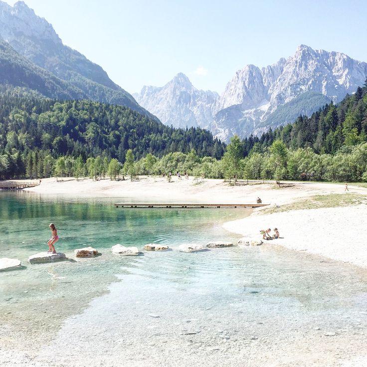 Summer in Slovenian Alps