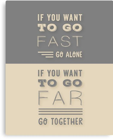 Grey and Beige Modern Typography Quote.