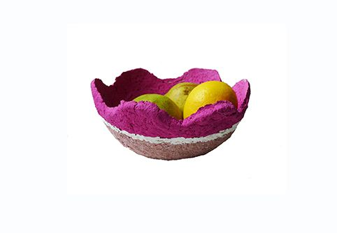 flower fruit bowl