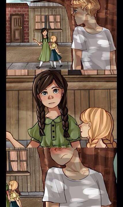 Hunger Games Fan Art / Katniss / Peeta / Prim